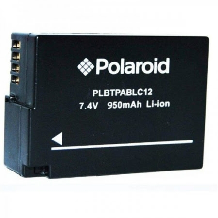 Polaroid PLBTPABLC12 - Acumulator replace tip Panasonic BLC12