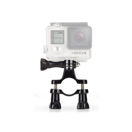 Polaroid PLGPHM - Suport Ghidon Pentru GoPro HERO4, 3+ sau 3, Negru