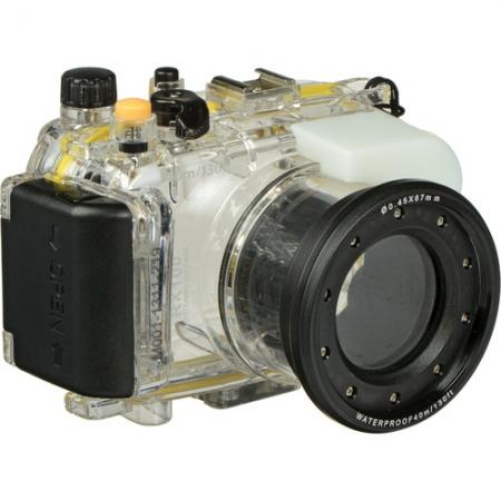 Polaroid PLWPCRX100 - Carcasa Subacvatica pentru Sony DSC-RX100