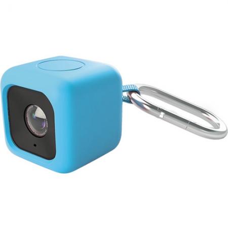 Polaroid POLC3PMBL - Husa Bumper pentru Cube, Albastru
