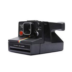 Polaroid SX-70 Hardbody Black Kit with 2 films (color) - RS125018812