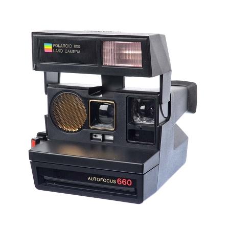 Polaroid Sun 660 Autofocus - SH7539