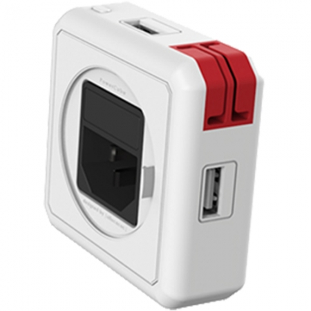 Power Cube Hub Cu 4 Porturi USB