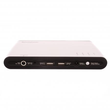 Power3000 EL1697 - acumulator Li-Ion extern pentru Laptop 30600mah