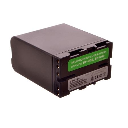 Power3000 NL560B.806 - Acumulator replace tip Sony BP-U60/ BP-U30, 5200mAh 14.4V