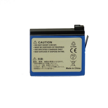 Power3000 PL1401B.837 Acumulator replace pt Gopro Hero4 li-ion 3.8V 1150mah 4.4wh