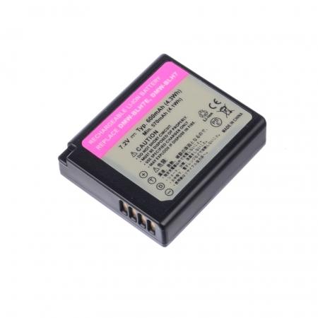 Power3000 PL384B.335 - Acumulator replace tip DMW-BLH7E, 600mah