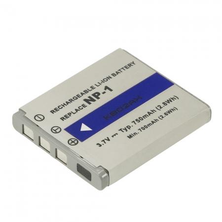 Power3000 PL41G.643 - acumulator replace tip Konika Minolta NP-1 750mAh