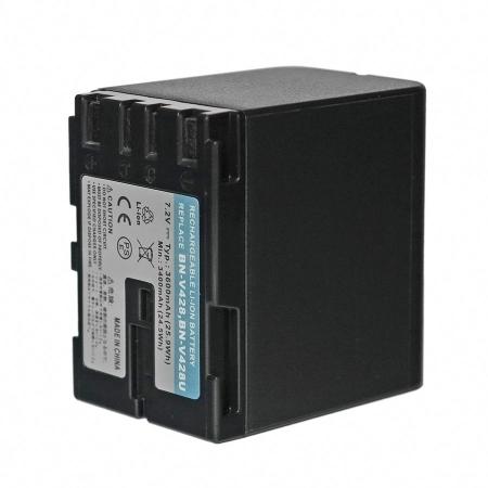 Power3000 PL428D.387 - acumulator replace tip JVC BN-V428, 3600mAh