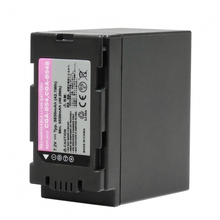 Power3000 PL540D.384 - acumulator replace Panasonic CGA-D54 5850mAh