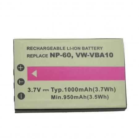 Power3000 PL60B.309 Acumulator replace tip Cas-Fuj NP30/NP60 950mAh NEW 2014