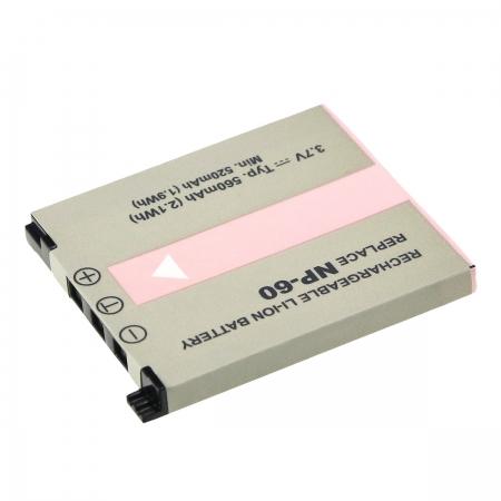 Power3000 PL79B.443 - acumulator replace tip NP-60 NEW 2014 pentru Casio