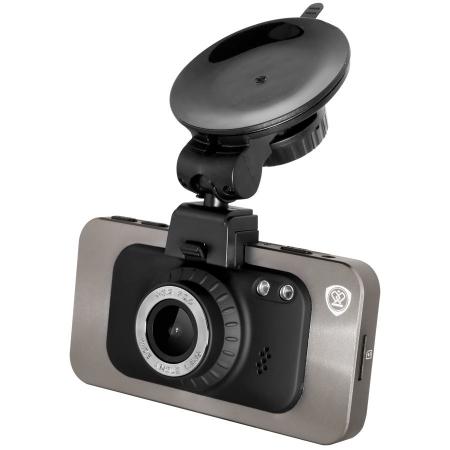 Prestigio RoadRunner 560- Camera auto DVR, FULL HD - Gun Metal