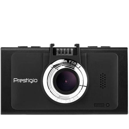 Prestigio RoadRunner 570 GPS - Camera auto DVR, SHD - Negru
