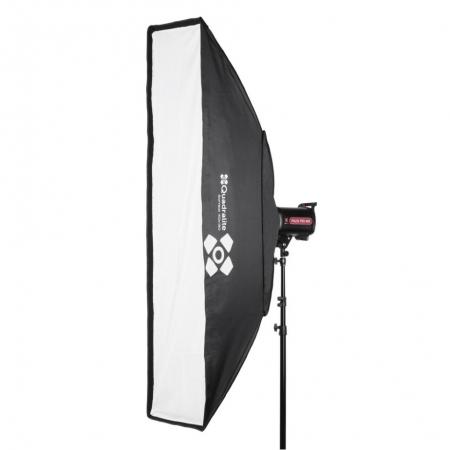 Quadralite Softbox 40x180cm - montura Bowens