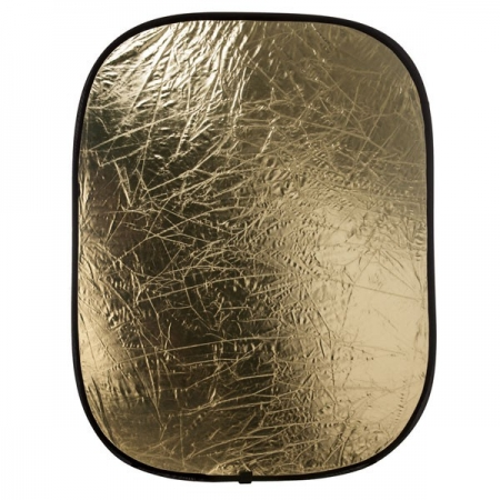 Quantuum blenda 2in1 Silver/Gold 91x122cm