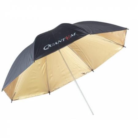 Quantuum Umbrela Aurie 91cm
