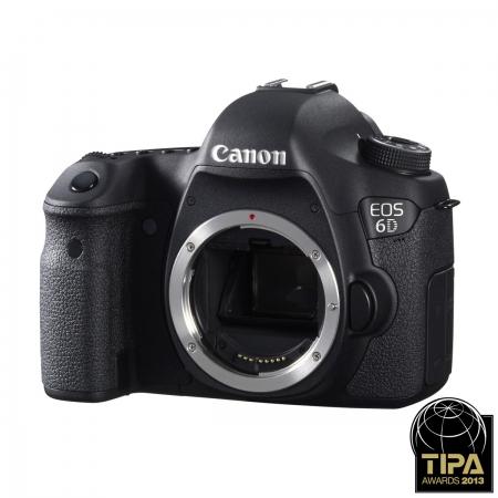 RESIGILAT Canon EOS 6D - Body ( wifi + GPS )  - RS1051663-23