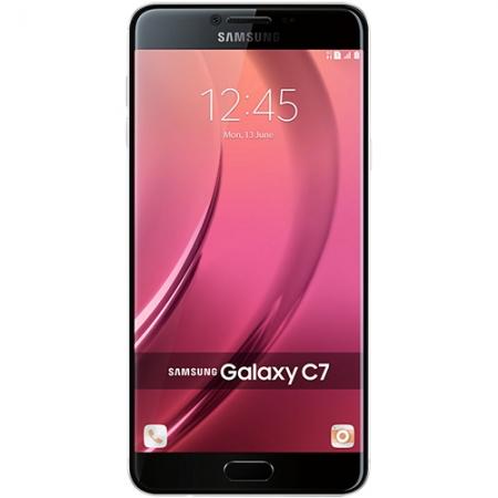 RESIGILAT SAMSUNG Galaxy C7 Dual Sim 32GB LTE 4G Gri 4GB RAM C7000 RS125033114-3