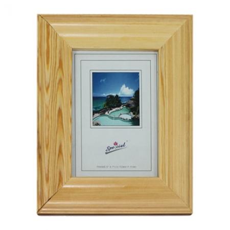 Rama foto lemn LU3 C - 10x15 cm