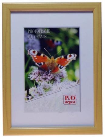 Rama foto plastic A (natur) 10 x 15cm