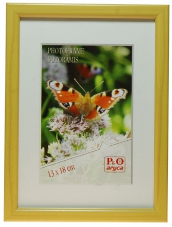 Rama foto plastic A (natur) 13 x 18cm