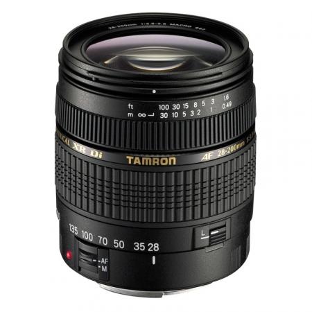 Tamron AF 28-200mm F/3.8-5.6 Di Asp XR MacroPentax - RS2303406