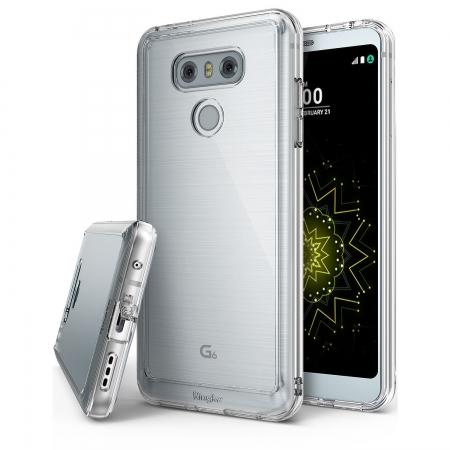 Ringke Fusion - Husa pentru LG G6, Clear