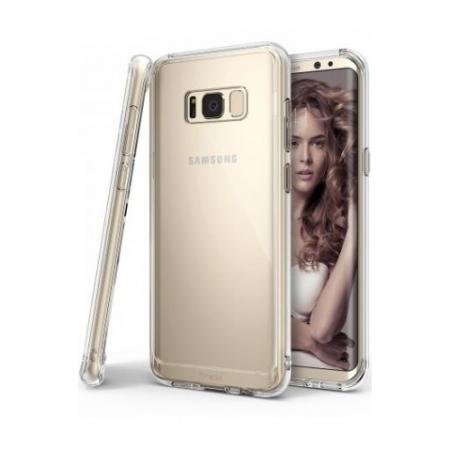 Ringke Fusion - Husa pentru Samsung Galaxy S8, Clear