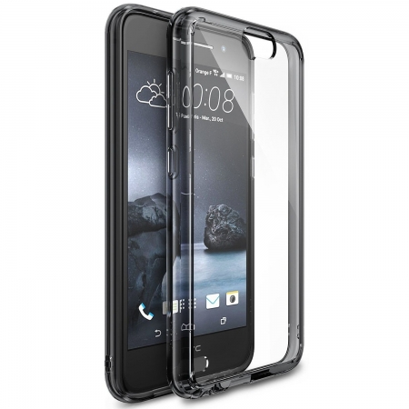 Ringke HTC One A9 Fusion - capac smoke black + folie
