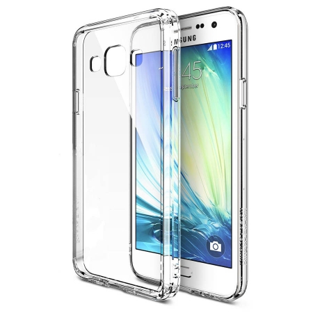 Ringke Husa Samsung Galaxy A3 Ringke FUSION CRYSTAL VIEW+BONUS folie protectie display Ringke RS125023415