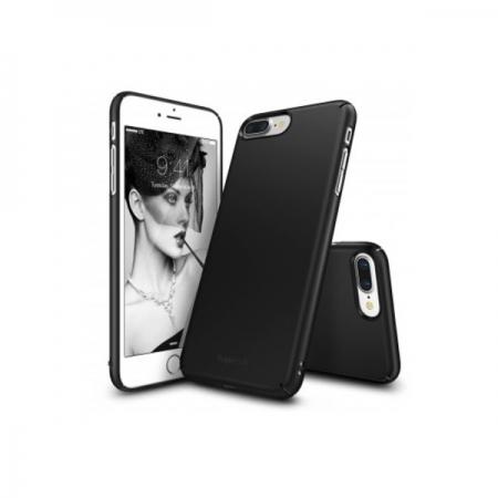 Ringke Husa Slim pentru iPhone 7 Plus, Negru