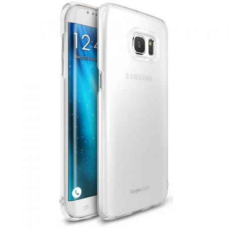 Ringke Husa eco slim Galaxy S7 Edge - frost white