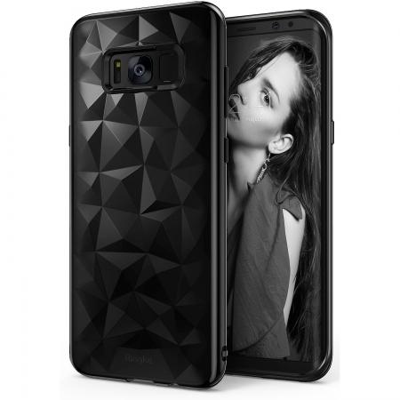 Ringke Prism - Husa pentru Samsung Galaxy S8, Ink Black