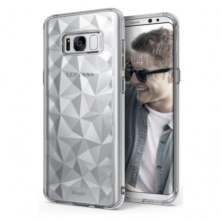 Ringke Prism - Husa pentru Samsung Galaxy S8 Plus, Clear