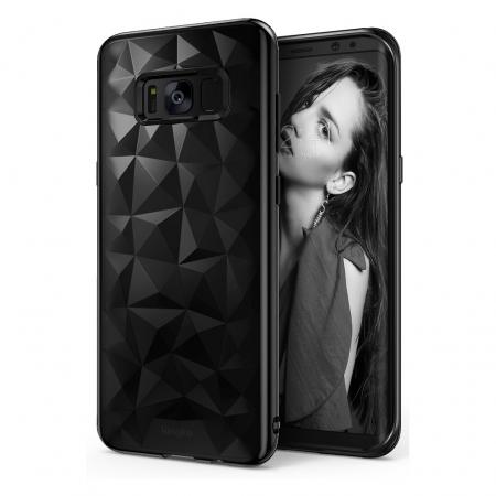 Ringke Prism - Husa pentru Samsung Galaxy S8 Plus, Ink Black