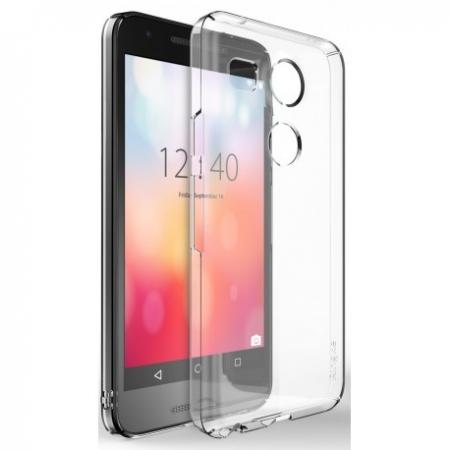 Ringke SLIM CRYSTAL TRANSPARENT Husa Google Nexus 5X 2015 + BONUS folie protectie display Ringke