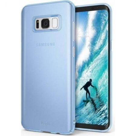 Ringke Slim - Husa pentru Samsung Galaxy S8, Frost Blue