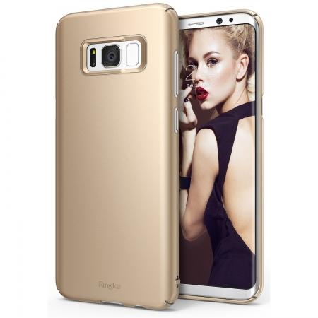 Ringke Slim - Husa pentru Samsung Galaxy S8, Royal Gold