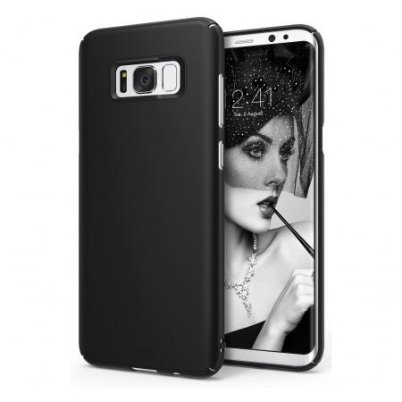 Ringke Slim - Husa pentru Samsung Galaxy S8 Plus, Black