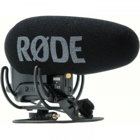 Rode Videomic Pro+ - Microfon de camera directional
