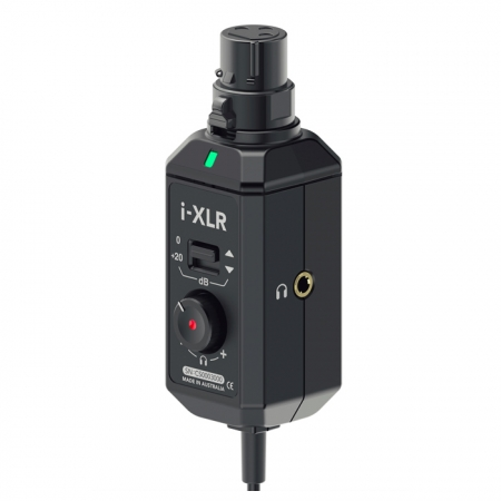 Rode i-XLR - Interfata XLR pentru dispozitive IOS