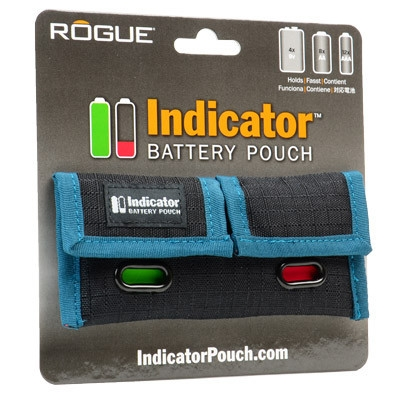 Rogue Indicator Battery Pouch - Husa acumulatori