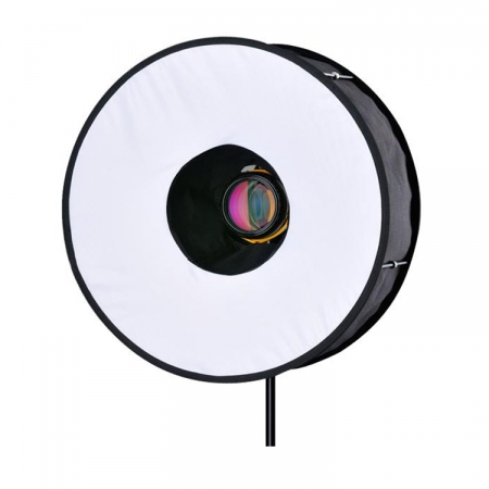 Roundflash - softbox circular