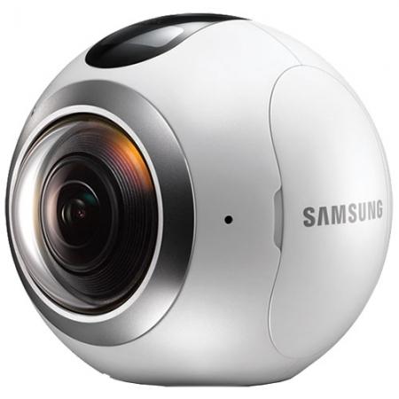 SAMSUNG C200 - Camera Video Si Foto Gear VR 360 Splashproof Alb RS125038192-1