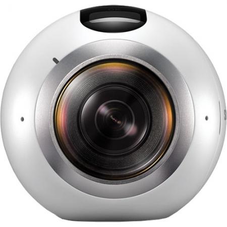 SAMSUNG Camera Video Si Foto Gear VR 360 Splashproof Alb C200 RS125028669-3