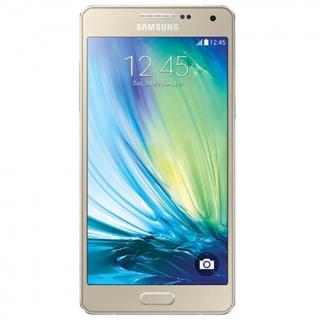 SAMSUNG GALAXY A5 DUOS A5000 DUALSIM 16GB LTE 4G Auriu RS125020465