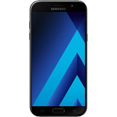 SAMSUNG Galaxy A7 2017 Dual Sim 32GB LTE 4G Negru 3GB RAM A720FD RS125033515