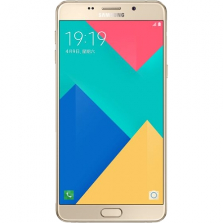 SAMSUNG Galaxy A9 Pro 32GB LTE 4G Auriu 4GB A9100 RS125032762-5