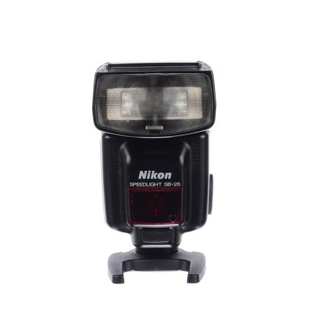 SH Blitz Nikon Speedlight SB-25 TTL AF -SH 125032330